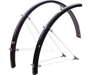 Mudguards for your winter bike setup